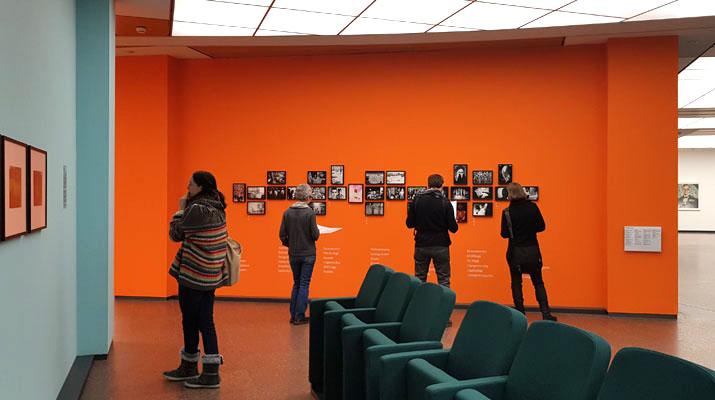 Magnum-Ausstellung im Kunstfoyer in der Maximlianstraße 53 in München
