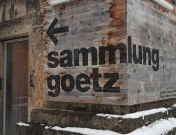 Sammlung Goetz im Haus der Kunst - zu sehen in der Ausstellung Generations Part 2: Künstlerinnen im Dialog - Sammlung Goetz im Haus der Kunst