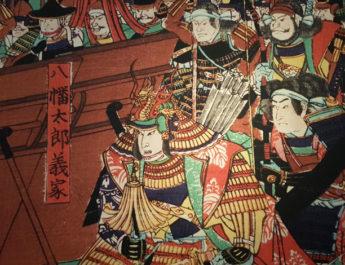 Samurai-Ausstellung in der Hypo Kunsthalle in München