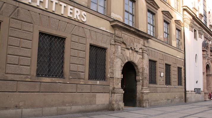 Kunst in der Pop Up Akademie Alte Akademie