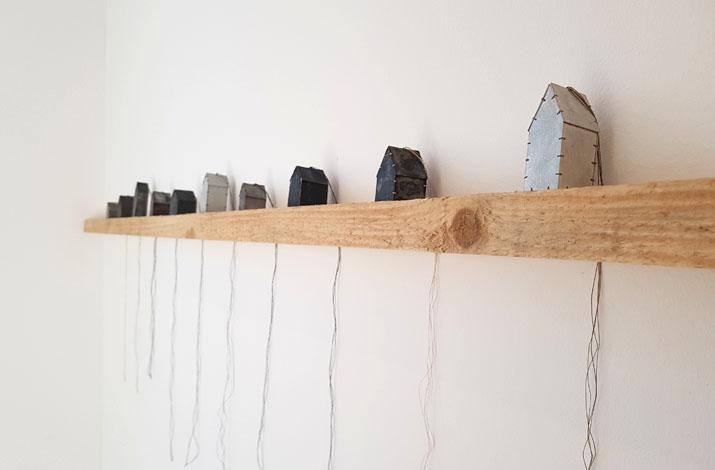 Ausstellung The One Woman Group Exhibition. Karen Pontoppidan