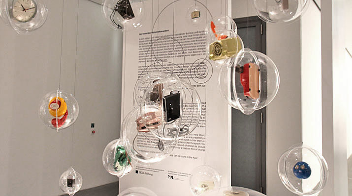 Sound of Design in der Pinakothek der Moderne in München