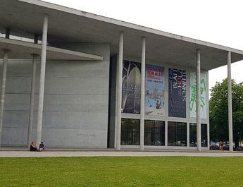 Ausstellung Reflex Bauhaus in der Pinakothek der Moderne in München