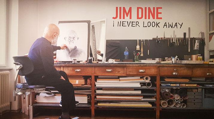 Jim Dine Ausstellung in der Versicherungskammer Bayern in München