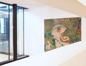 Impressionismus-Ausstellung in der Kunsthalle München ab Juli 2019