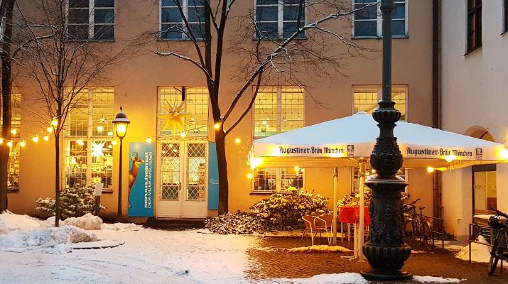 Münchner Stadtmuseum Cafe und Shop