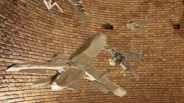 Die Ausstellung Königsklasse IV der Pinakothek der Moderne wird gezeigt in Schloss Herrenchiemsee