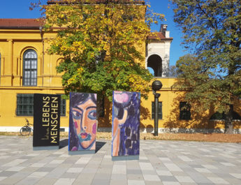 """Ausstellung """"Lebensmenschen. Alexej von Jawlensky und Marianne von Werefkin"""" im Kunstbau des Lenbachhaus in München"""