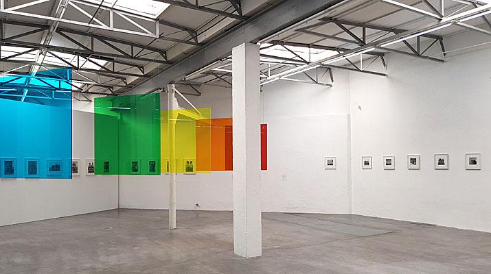 Ausstellung in der Lothringer13 Halle in München