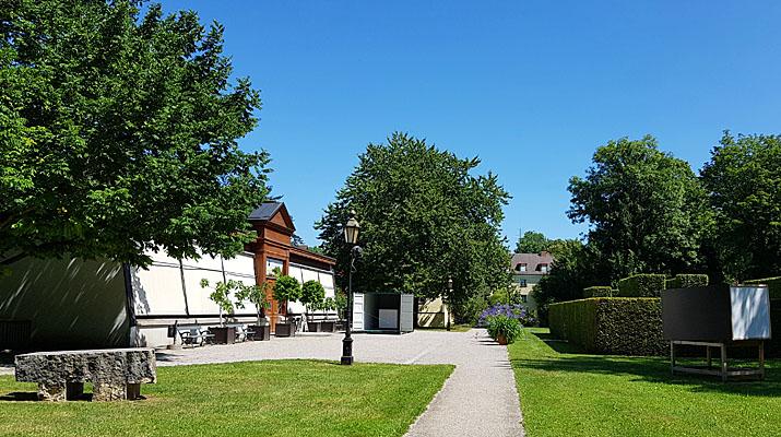 Kallmann-Museum in der Orangerie Ismaning bei München