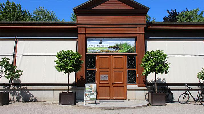 Das Kallmann-Museum Ismaning im Schlosspark Ismaning