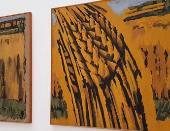 """Ausstellung """"Markus Lüpertz. Über die Kunst zum Bild"""" im Haus der Kunst in München"""