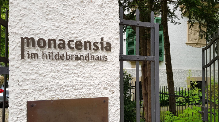 Monacensia im Hildebrandhaus in München
