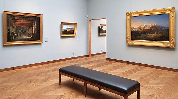 Die Sammlung Schack zeigt Kunstwerke aus der Neuen Pinakothek in München
