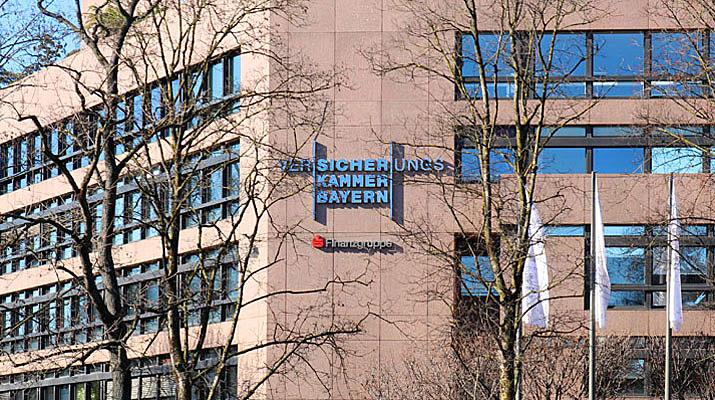 Ausstellungen in der Versicherungskammer Bayern im Kunstfoyer in München