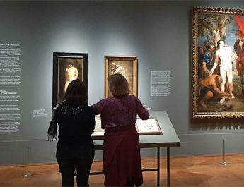 Van Dyck Ausstellung in der Alten Pinakothek in München