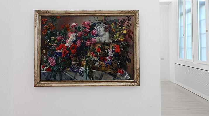 Ausstellung Das Malerische im Lenbachhaus in München