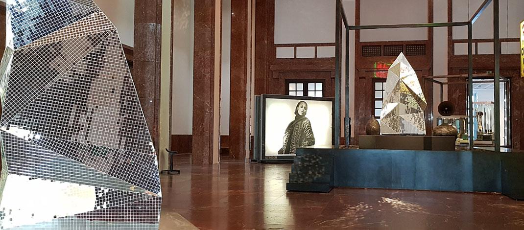 Theaster Gates. Black Chapel