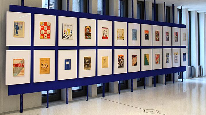 Ausstellung tell me about yesterday tomorrow im NS-Dokumentationszentrum München