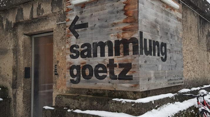 """Ausstellung """"Brainwashed"""" - Sammlung Goetz im Haus der Kunst in München"""