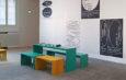 Ausstellung Radioaktivität im Lenbachhaus in München