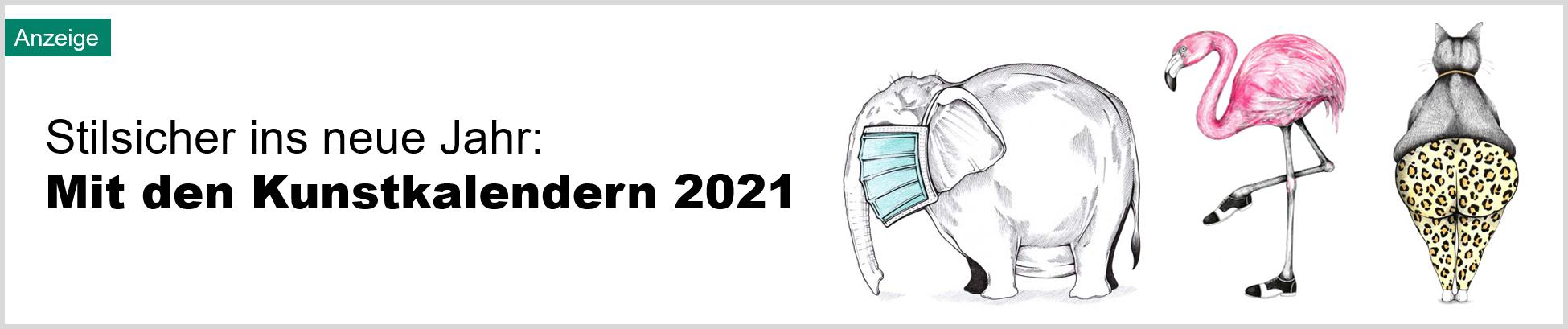 Kunst Kalender 2022