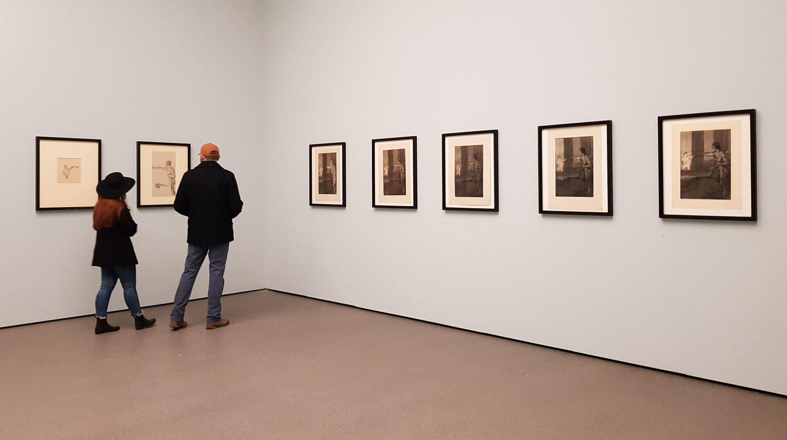 Max Klinger. Zelt und andere Zyklen | Ausstellungen in München
