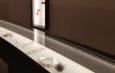 Schmuck in der Danner-Rotunde in der Pinakothek der Moderne in München