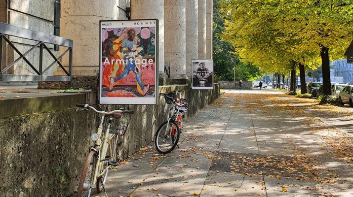 Michael Armitage im Haus der Kunst in München