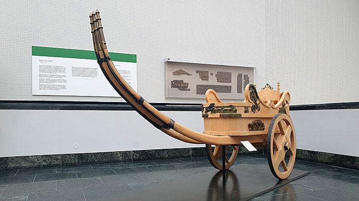 Ausstellung in der Antikensammlung München