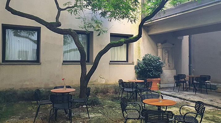 Antikensammlung München Cafe