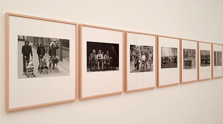 Fotoausstellung im Lenbachhaus in München