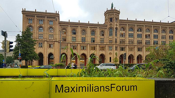 Maximiliansforum in München