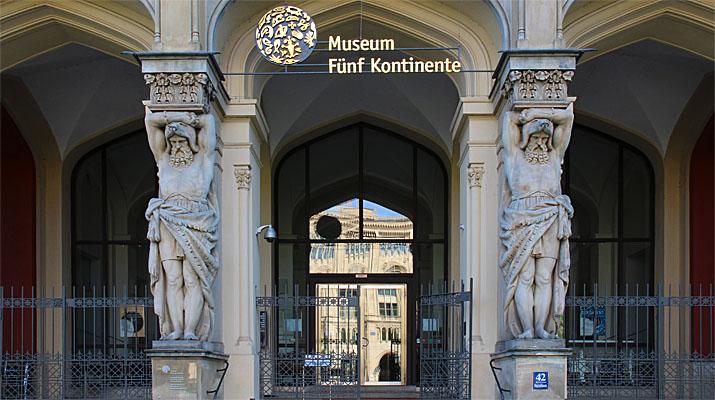 Museum in München, das am Sonntag 1 Euro Eintritt kostet