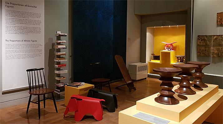 Ausstellung im Museum 5 Kontinente in München