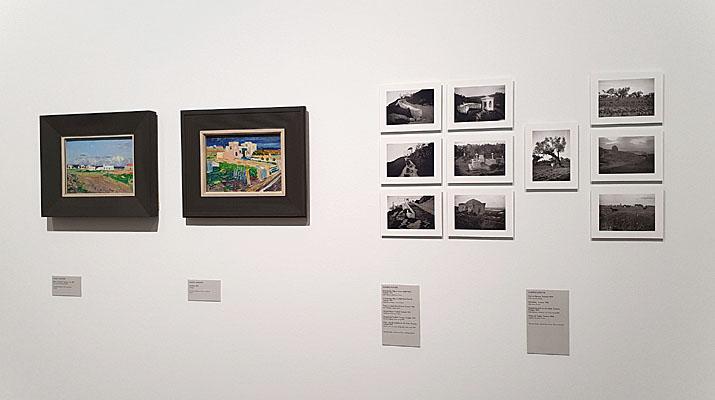 """Ausstellung """"Unter freiem Himmel. Unterwegs mit Wassily Kandinsky und Gabriele Münter"""" im Lenbachhaus in München"""