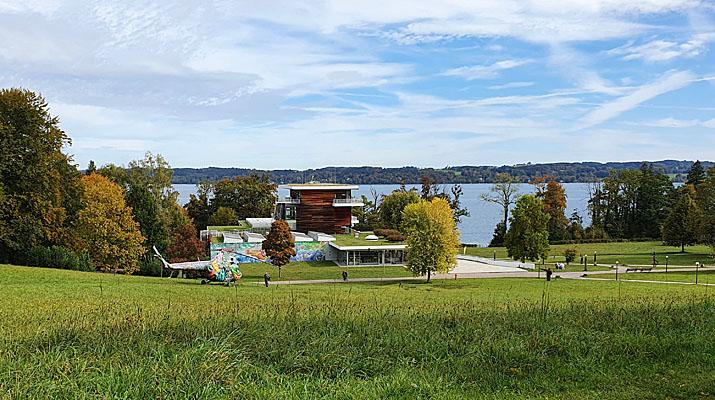Buchheim Museum der Phantasie in Bernried am Starberger See