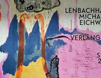 Ausstellung Maria Eichwald im Lenbachhaus in München