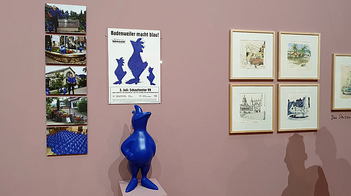 Ausstellung Peter Gaymann im Buchheim Museum der Phantasie