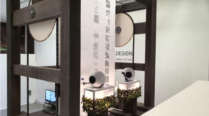 Ausstellung KI, Robotik, Design in der Pinakothek der Moderne in München