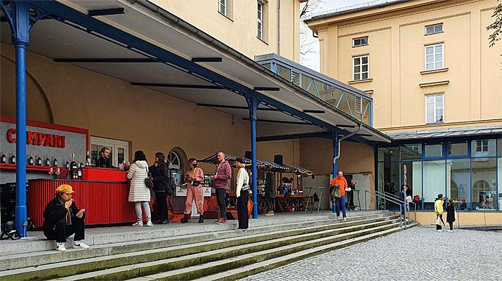 STROKE Art Fair 2021 in München